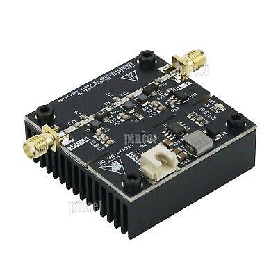 SBB5089+SHF0289 0.1GHz -1.3GHz Microwave Power Amplifier RF Power Amp 1W 25DB