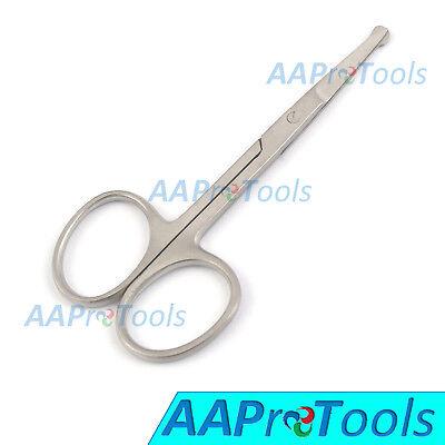 - Eyebrow Mustache Nose Hair Scissors 3.5