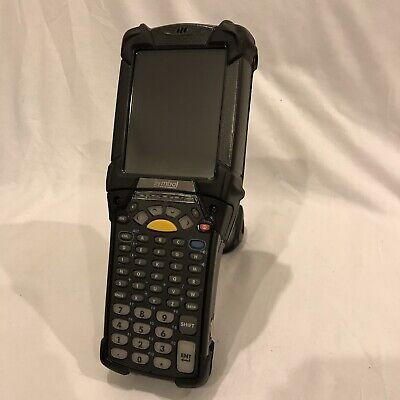 Symbol Motorola Mc92n0-g30sxeya5wr Wireless Barcode Scanner