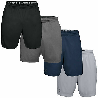 Under Armour UA Men's MK-1 18cm Gym Training Sport Shorts - New