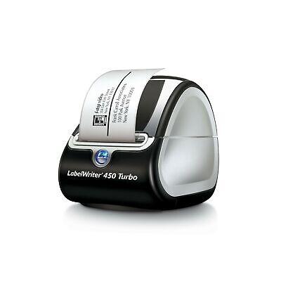 Dymo Label Printer Labelwriter 450 Turbo Direct Thermal Label Printer Fast...