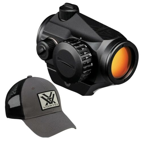 Vortex Optics Crossfire Red Dot sight with FREE SHIPPING & HAT