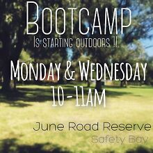 BOOTCAMP  Safety Bay Rockingham Area Preview