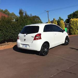 2007 Toyota Yaris Hatchback Duncraig Joondalup Area Preview