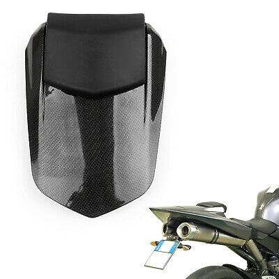 Rear Seat Cover cowl For Yamaha YZF R1 2004-2006 2005 Fairing Carbon U3