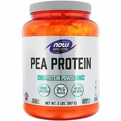 Now Foods Pea Protein, 2 Pound