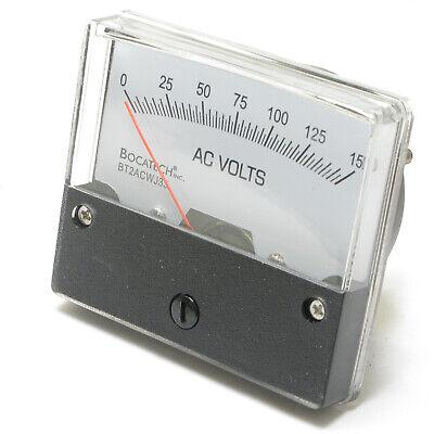 Analog Panel Meter 0 - 150 Volt Ac 2.75 Inch