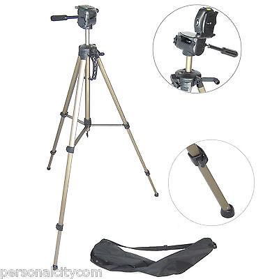 175cm Foto/Video Stativ Fotostativ ALU Kamerastativ DynaSun MX3000 3D-Kopf