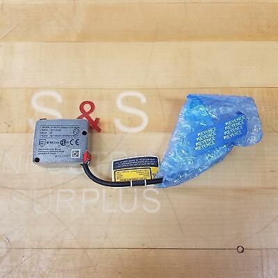Keyance Lr-tb2000c Laser Sensor 2m Detection Distance 4 Pin M12 Cable Class 2