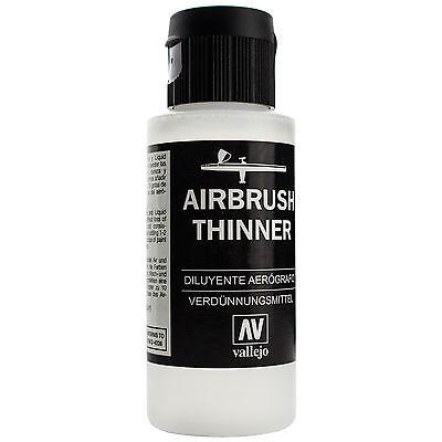 Vallejo Airbrush Thinner 200ml  71.161 Airbrush Farben Verdünner  Hilfsmittel