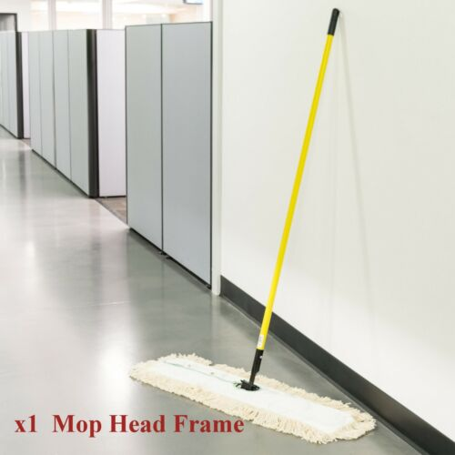 """Commercial 36"""" Dust Mop Frame - 5 x 36"""" Swivel Snap Frame by Scrubble M9536 1Pc."""