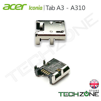 GENUINE ACER ICONIA A3-A10 Micro USB Charging Port Charger Connector Socket