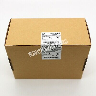 New Allen-bradley Micrologix 1400 32point Controller 1766-l32bxb Us