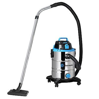 Industrial Wet and Dry Vacuum Cleaner 1500W - Vacmaster Power 30 PTO VQ1530SFDC