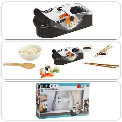 KitchenArtist MEN300 Suschi Set Sushi Maker Sushi Starter Kit Sushi 55519793