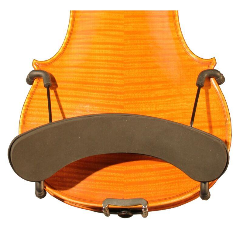 Comford Violin Shoulder Cradle Gold Plastic Tall