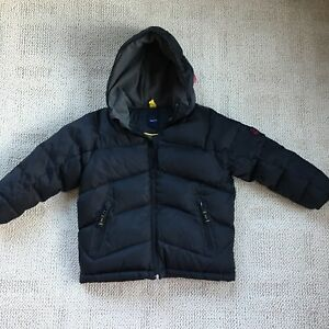 Black GAP winter jacket - excellent condition