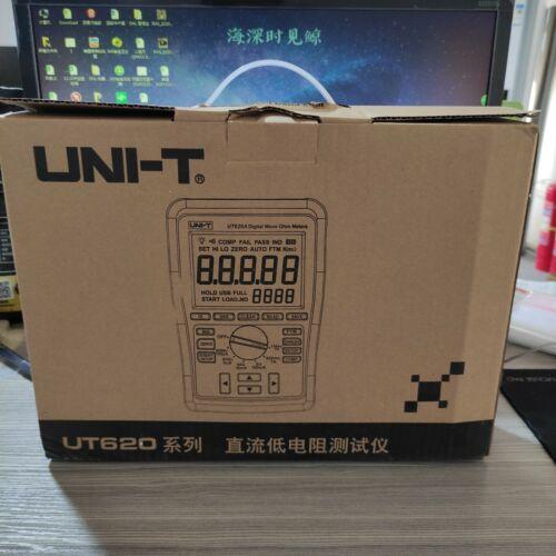 1pc New Uni-t Ut620a Micro Ohm Meters 120.0m - 6000k Ohms - Multimeter