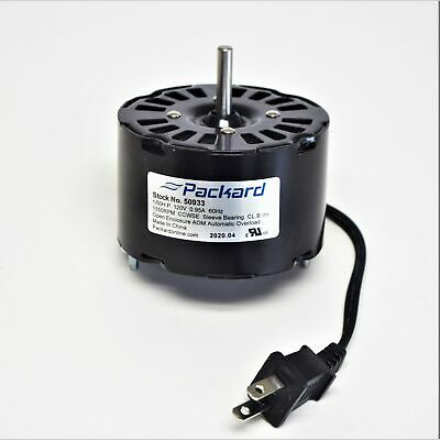 Bathroom Fan Vent Motor For Nutone 50933 86933-000 86933000 Broan Ceiling