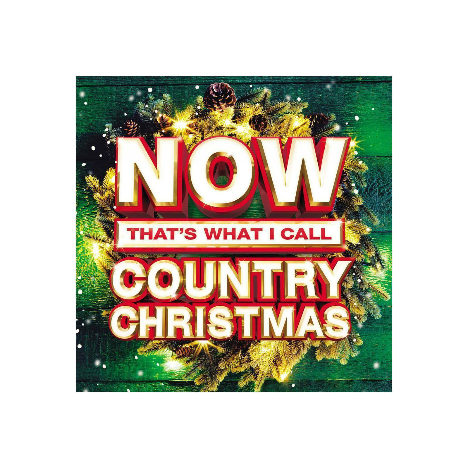 Various Artists - Now Thats What I Call Country Christmas & 2cds | eBay
