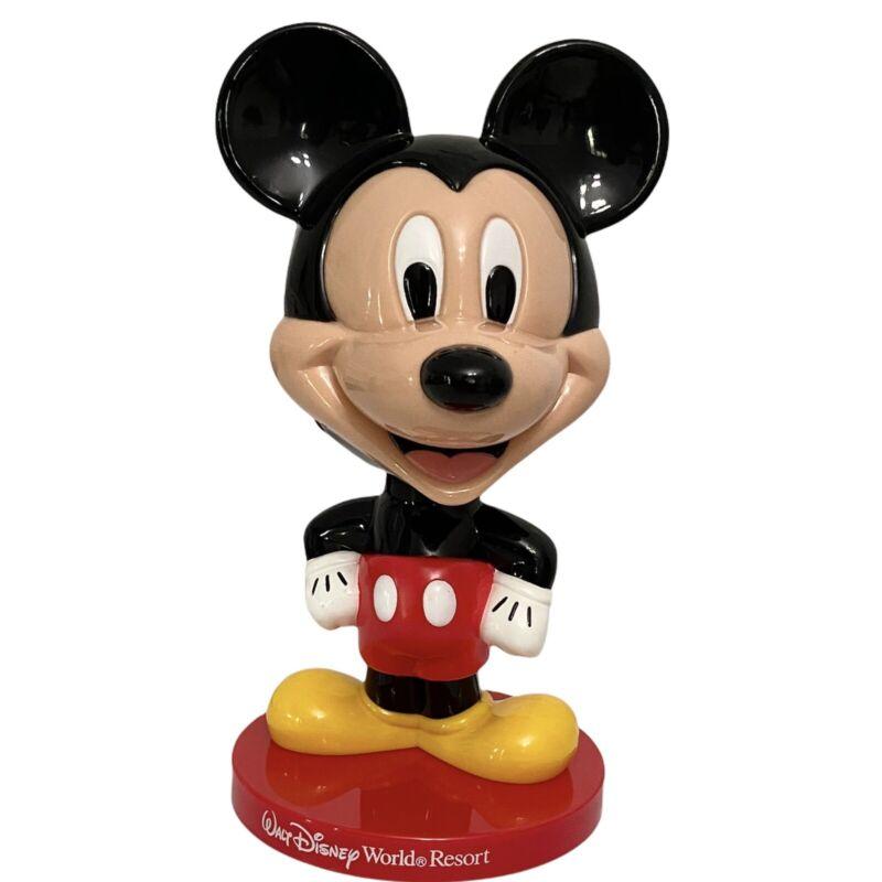 NWT Disney Mickey Mouse Bobblehead 2002 Kellogg Keebler Walt Disney World