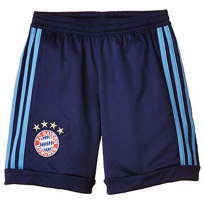 Adidas Climacool Boys FC Bayern Munich 15/16yr  Football Shorts