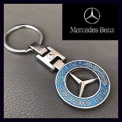 Mercedes AMG Keyring Tech Fob Metal Key Chain Series A B C E S M CLA CLASS 2019
