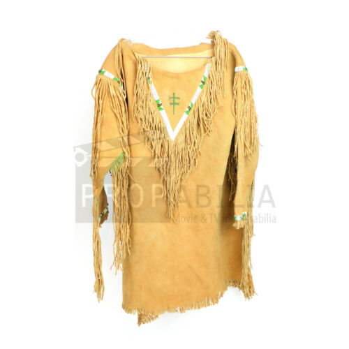 DANCES WITH WOLVES Sioux Native Indian Original Production Costume