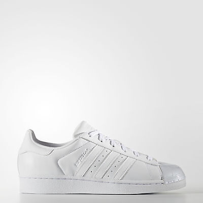 New Adidas Originals Superstar Shoes Bb0683 Womens White Sneakers