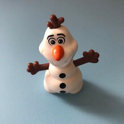 Lego Duplo Disney Olaf Frozen Minifig Figure Snow Man NEW