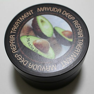 MAYUDA Deep Repair Hair Treatment Pack Balm Type 200g Protein Care For All Hair