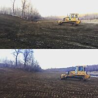 HEAVY EQUIPMENT FOR HIRE! HIGHLY SKILLED OWNER/OPERATOR