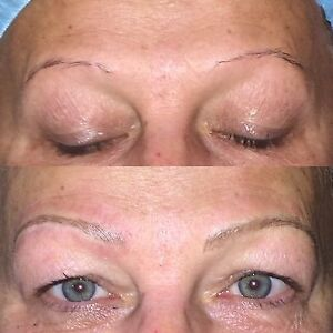 Microblading and Eyelash Extension Combo! $295!! London Ontario image 7