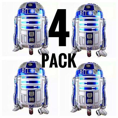 Star Wars Birthday Party Supplies (Star Wars R2D2 Balloon 26