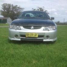 2004 Holden Commodore Ute Vacy Dungog Area Preview