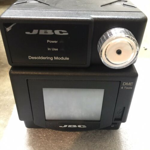 JBC DMSE-1QA - DME Station With T245 And DR560 Shop Air NOT Required  - $1,200.00