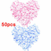 50pcs Mini Pacifiers Dummies For Baby Shower Christening Party Favor Table Décor - unbranded - ebay.co.uk