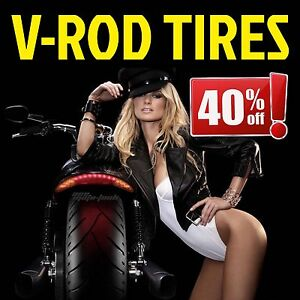 ★ Motorcycle Madness SALE ★ V-Rod Tires ★ DISCOUNT PRICES