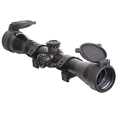 ANS Optical RF4x32 Rifle Scope 4Times MountRing/KillFlash VSR-10 L96 F/S wTrack#