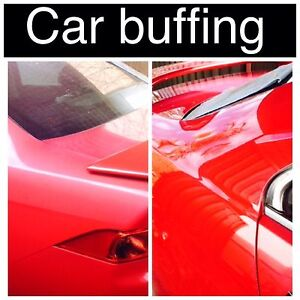 MOBILE CAR BUFF POLISHING  (Sydney region) Guildford Parramatta Area Preview