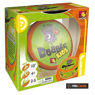 Dobble Kids: Asmodee The Award-Winning Visual Perception Card Game: Party Family