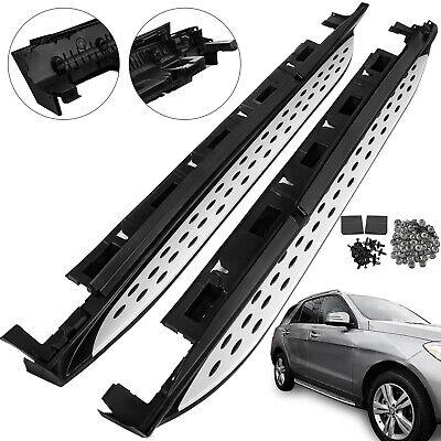 Trittbretter Schweller Seitenbretter für Mercedes-Benz GLE / ML W166 2011+