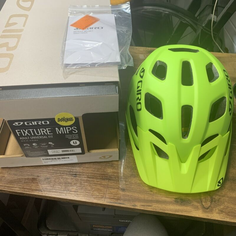 Giro Fixture Mips Mtb Cycling Helmet 54-61cm Sizing (7397)