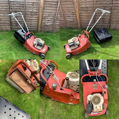 Mountfield Running M3 Roller Drive Petrol Lawn Mower 979820 Briggs And Stratton