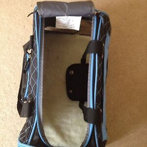 Dog Carrying Case & Dog Pads