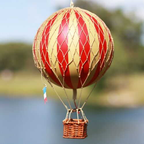 Hot Air Balloon Model Floating Home Wall Decor