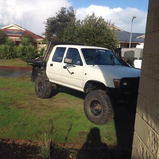 1991 Toyota Hilux 4x4 Blind Bight Casey Area Preview