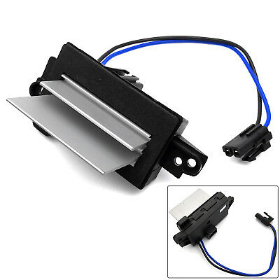 HAVC Heater Blower Motor Resistor For Cadillac Escalade ESV EXT 2003 2004 2006