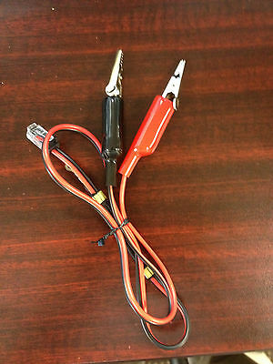 Test-um Alligator Clips For Jdsu Products Lots Of Five