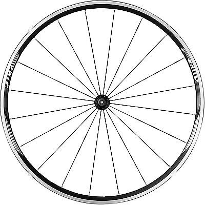 Shimano RS010 700c Front Road Bike Rim / Wheel 20 Hole In Black - WHRS010FL